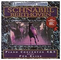 Beethoven: Cons Pno 4/5 Plus Fur Elise