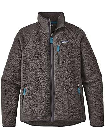 (パタゴニア) patagonia M's Retro Pile Jacket 22800 Forge Grey (FGE) S