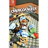(nintendo switch)Overcooked: Special Editionオーバークック スペシャルエディション [並行輸入品]