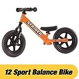 STRIDER(ストライダー) 12 SPORT (スポーツ) バランスバイク18ヶ月から5歳に最適 オレンジ [並行輸入品]