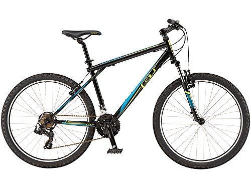 """GT(ジーティー) マウンテンバイク 16'パロマー (3x7s)MTB26"""" ブラック M 9261061"""