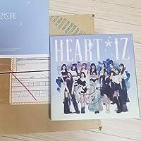 IZONE Mwave サイン入りCD 直筆サイン イェナ アイズワン IZ*ONE HEARTIZ アルバム