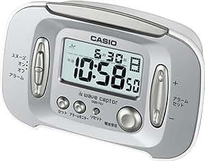 CASIO (カシオ) 目覚し時計 WAVE CEPTOR ウェーブセプター デジタル 電波時計 (福島・九州両局対応) カレンダー表示 DQD-70J-8JF
