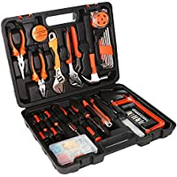 [TINI.AN] 家庭用 精密 工具セット ツールキットツールセット ソケットレンチ メンテナンス工具セット tools set ホームツールセット leshp workpro diy 精密工具セット ホームツール 修理ツール 修理キット 作業道具 メンテナンス セット 工具キット 道具セット 修理工具 作業用 100点セット(第ニ代)