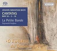 Bach: Cantatas, Vol. 7 O Ewigkeit O Donnerwort (2008-10-30)