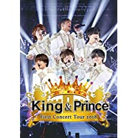 King & Prince First Concert Tour 2018(通常盤)[DVD]