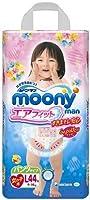 ムーニーマン エアフィット 女の子 Lサイズ 44枚入(パンツタイプ)おむつ オムツ MOONY moony