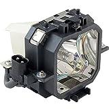 Rich Lighting 交換用 プロジェクター ランプ ELPLP18 エプソン EPSON ELP-520, ELP-720, ELP-730, ELP-735 対応【180日保証】