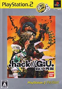.hack//G.U. Vol.1 再誕 PlayStation2 the Best