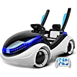 RIGO Kids Ride On Toy Car iRobot Audi Electric Car with Remote Control