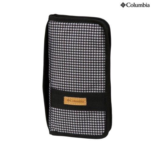 [コロンビア] Columbia ドップテラパスポートケース PU7864-S14 011 (Black Houndstooth)