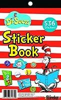 Eureka EU-609690 Cat In The Hat Sticker Book