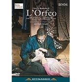 モンテヴェルディ 歌劇《オルフェオ》アトリエ・リリク・ドゥ・トゥルコワン 2004年 [DVD]