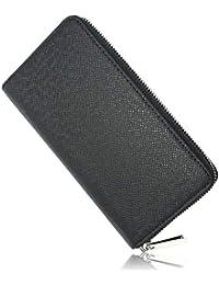 [リブラ] 長財布 メンズ ラウンドファスナー 財布 レザー ウォレット