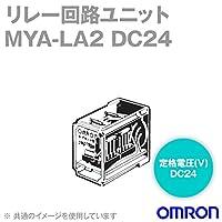 オムロン(OMRON) MYA-LA2 DC24 (有接点アナンシェータ) NN