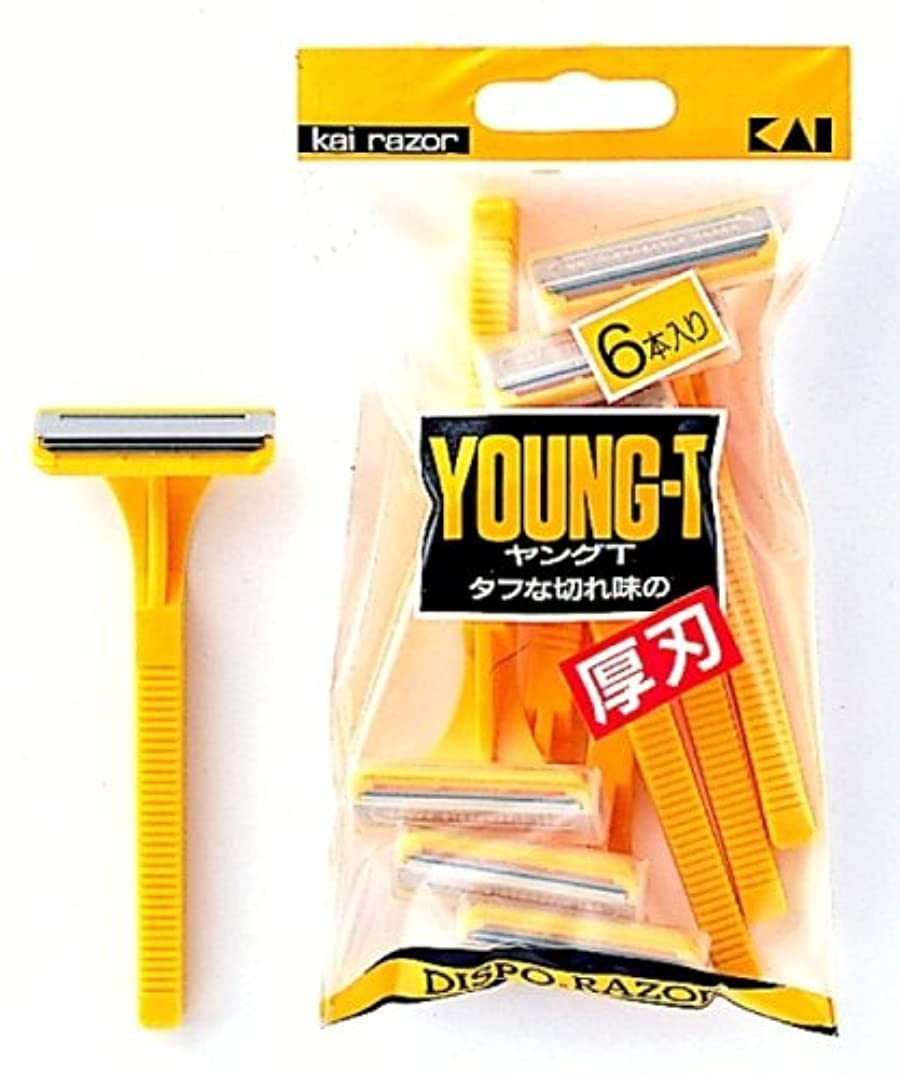 記憶ユーモラス適格ヤングT-6本入