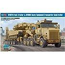 1/35 アメリカ陸軍 M1070/M1000 重装備運搬車