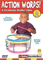 Bee Smart Baby: Action Words 2 [DVD]