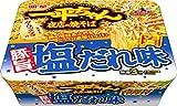 一平ちゃん 夜店の焼そば 塩だれ味 132g ×12食 製品画像
