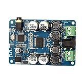 KKmoon TDA7492P 2*25W ワイヤレスBluetooth 音声受信機 V2.1 オーディオレシーバアンプボードモジュール アンプボード アンプ基板モジュール AUXインターフェイス付き