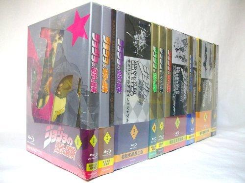 ジョジョの奇妙な冒険 (初回限定版) 全9巻セット [マーケ...