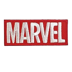 マーベル ワッペン MARVEL ロゴ SPAP827