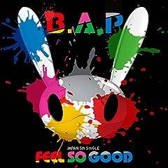 B.A.P「FREAKY SOUND」のジャケット画像