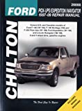 Chilton's Ford Pick-ups/ Expedition/ Navigator 1997-2009 Repair Manual: Covers U.S. and Canadian Models of Ford F-150 (97-03),F150 Heritage (04) and F-250 Pick-Ups (97-99), Ford Expedition (97-09) and Lincoln Navigator (98-09), 2 and 4 Wheel Drive, Gasoline Engines (Chilton's Total Car Care Repair Manual)