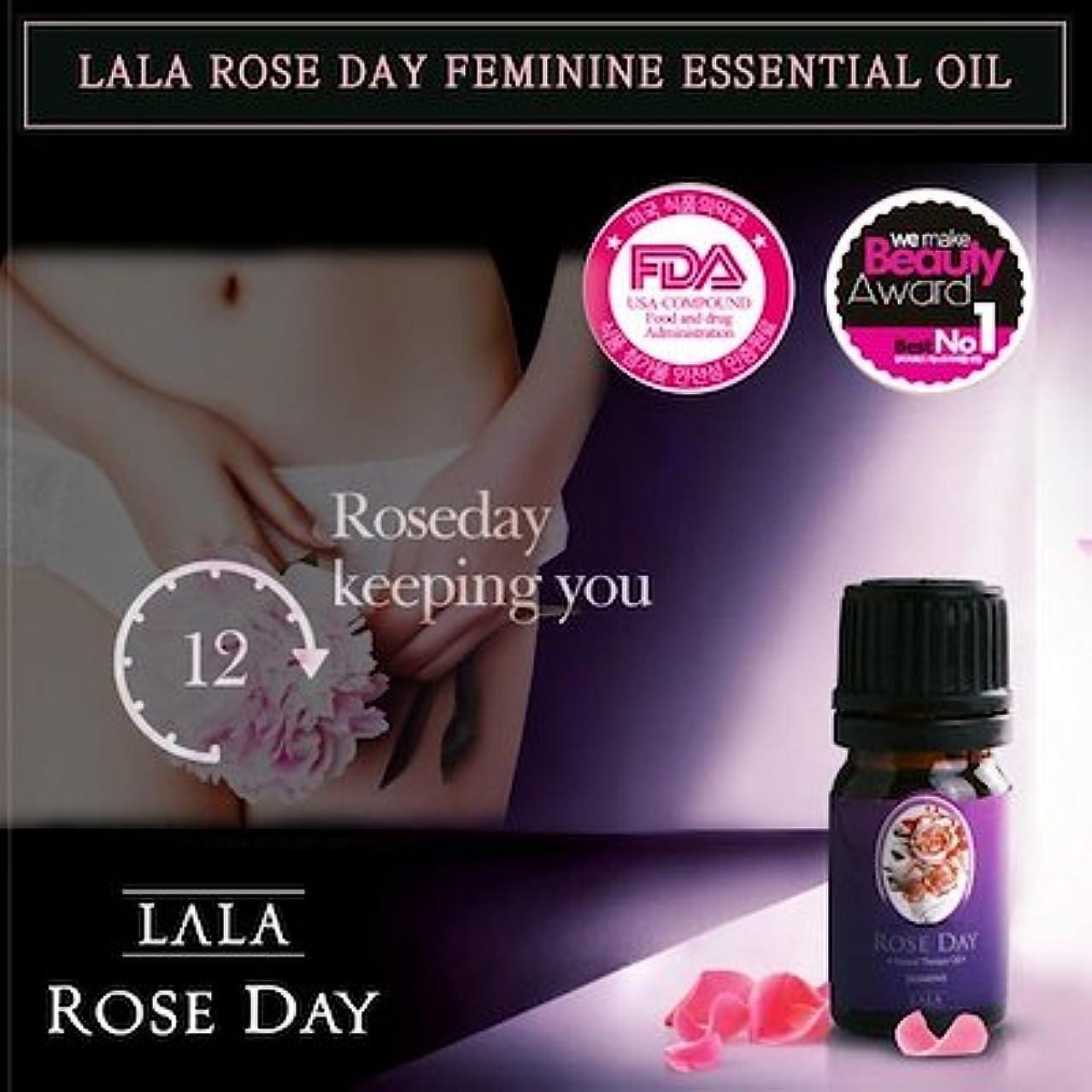 コマンド瞑想する火曜日LALA Rose Day Natural Therapy Oil(Jasmine)/Feminine Essential Oil/Korea Cosmetic