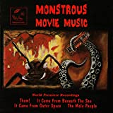 Monstrous Movie Music 1 (Original Soundtrack)