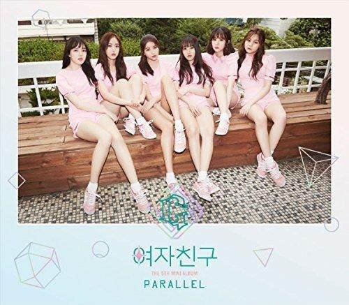 GFRIEND (ヨジャチング) 5thミニアルバム - PARALLEL (Whisper Version)