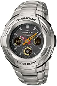 [カシオ]CASIO 腕時計 G-SHOCK ジーショック STANDARD The G タフソーラー 電波時計 アナログ/デジタルコンビネーションモデル GW-1800DJ-1A9JF メンズ