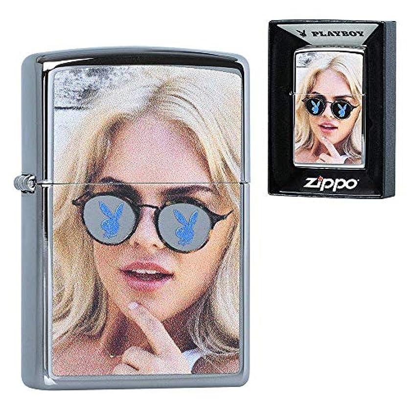 エレメンタル発行する病的Zippo 29294 PLAYBOY Lighters メイドインアメリカの韓国版 [並行輸入品]
