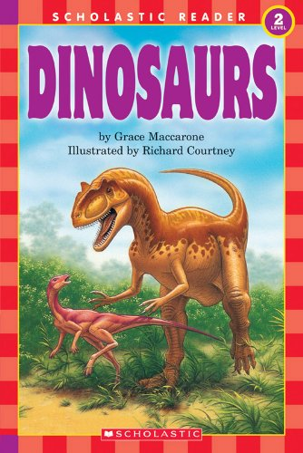 Dinosaurs (HELLO READER SCIENCE LEVEL 2)の詳細を見る