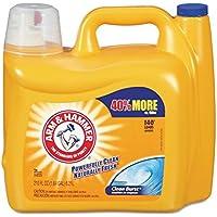 Arm & Hammer 2X ウルトラクリーンバースト液体洗濯洗剤 210オンス