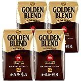 加藤珈琲店 ゴールデンブレンド 2kg セット 500g×4 珈琲豆 <挽き具合:豆のまま>