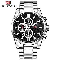 フェノコ美しい時計ミニフォーカスメンズクォーツ時計MF 0134 G小型3ピン発光自動日付ファッションメンズメンズウォッチ
