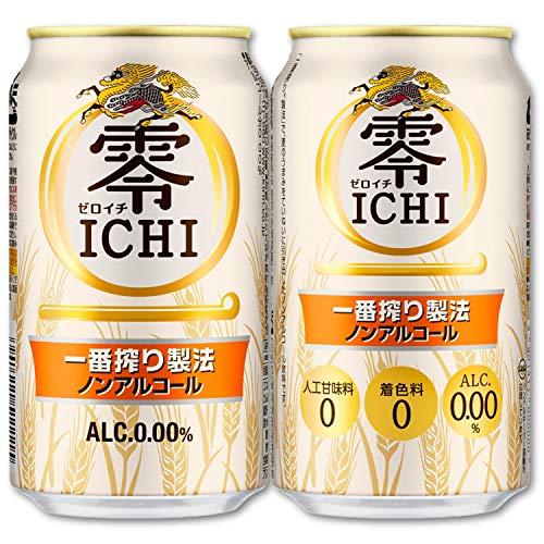 零ICHI 350ml×24本 ノンアルコール