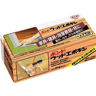 接着剤・補修材 ボンド ウッドエポキシ コニシ 26056