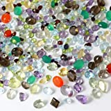 Beverly Oaks 100カラット以上の混合宝石 天然ルースジェムストーン ロット卸売り ルースミックスジェムストーン ルースナチュラル卸売宝石ミックス本物証明書付き