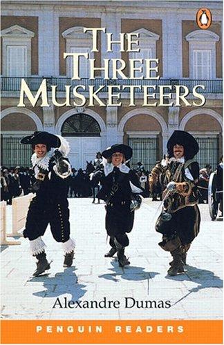 *THREE MUSKETEERS                  PGRN2 (Penguin Readers: Level 2)の詳細を見る