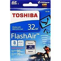 【TOSHIBA】THN-NW04W0320A6 東芝SDHCフラッシュAIR/FlashAirWirelessLAN対応