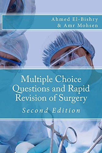 Multiple Choice Questions and Rapid Revision of Surgery (English Edition)