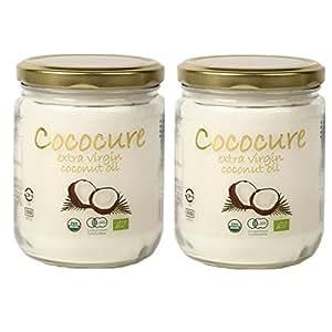 COCOCURE ココナッツオイル エキストラバージン オーガニック フィリピン 有機JAS 認定 コールドプレス製法 412g 1個 【母の日ギフト】