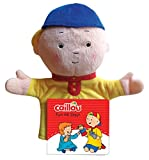 Caillou, My First Hand Puppet Book: Caillou, Fun All Day (Baby Caillou)