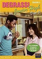 Degrassi Junior High: Season 3 Disk 3 [DVD]