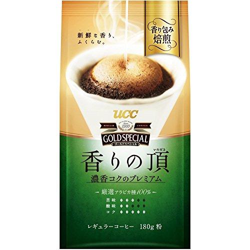 ゴールドスペシャル 香りの頂 濃香コクのプレミアム 1袋(180g)