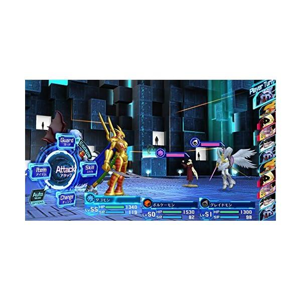 【PSVita】デジモンストーリー サイバース...の紹介画像5