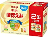 最安|高評価!明治 ほほえみ 2缶パック 800g×2缶