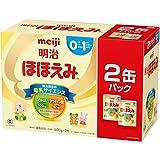 明治 ほほえみ 2缶パック 800g×2缶 [0か月]